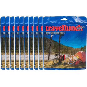 Travellunch Outdoor Meal 10 x 250g Couscous Vegetarian Lactose Free